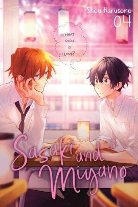 Sasaki and Miyano, Vol. 4