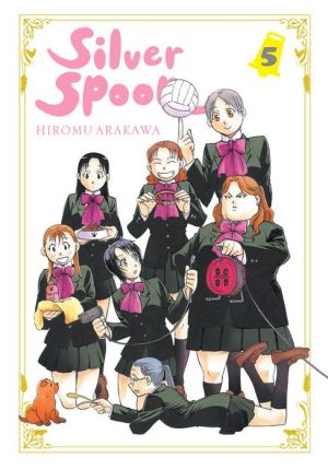 Silver Spoon, Vol. 5