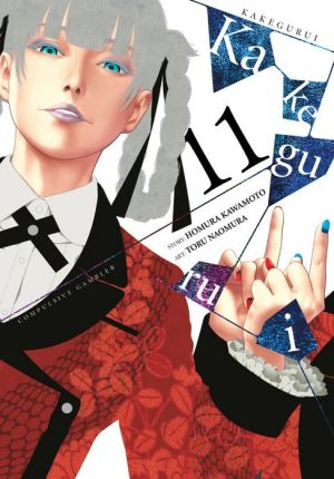 Kakegurui - Compulsive Gambler -, Vol. 11