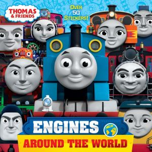 Thomas & Friends Summer 2019 Movie 2-in-1 Pictureback