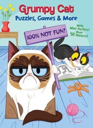 Grumpy Cat Puzzles, Games & More