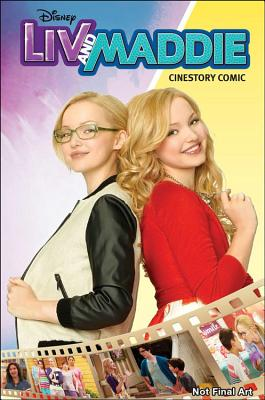 Disney's LIV & Maddie Cinestory