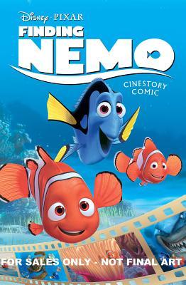 Disney-Pixar Finding Nemo Cinestory Comic