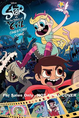 Disney Star vs. the Forces of Evil Cinestory Comic