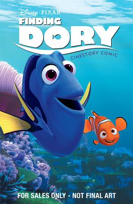 Disney Pixar Finding Dory Cinestory