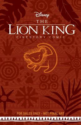 Disney the Lion King Cinestory Comic - Collector's Edition Softcover