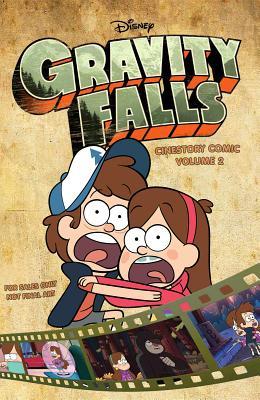 Disney Gravity Falls Cinestory Comic Volume 2