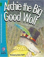 Archie the Big Good Wolf