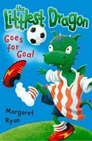 Littlest Dragon Goes for Goal