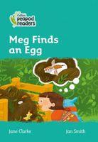 Meg Finds an Egg