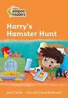 Harry's Hamster Hunt