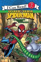 Spider-Man Versus the Lizard