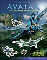James Cameron's Avatar: The Reusable Sticker Book