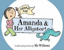 Hooray for Amanda & Her Alligator!
