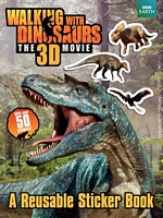 Walking with Dinosaurs Giant Sticker Book
