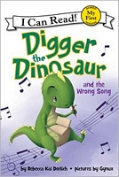 Digger the Dinosaur and the Wrong Song