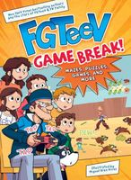 Unti Family Gamer Activity Book #1--DJL
