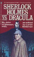 Sherlock Holmes versus Dracula