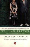 William Trevor: Three Early Novels