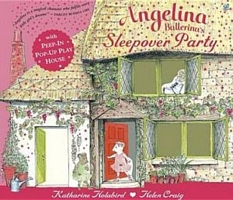 Angelina Ballerina's Pop-Up and Play Sleepover Party