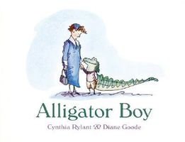 Alligator Boy by Cynthia Rylant
