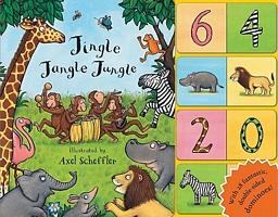 Jingle Jangle Jungle Dominoes!