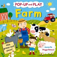 Pop- up and Play Farm