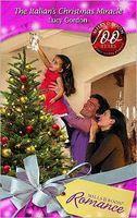 The Italian's Christmas Miracle