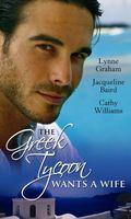 The Greek Tycoon Wants a Wife