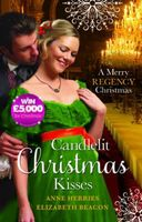 Candlelit Christmas Kisses