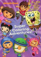 Super Coloring Adventures!