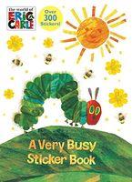 A Very Busy Sticker Book
