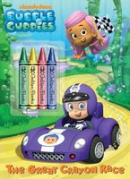 The Great Crayon Race