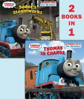 Thomas' Super-Jumbo Coloring Book