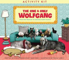 The One and Only Wolfgang Activity Kit