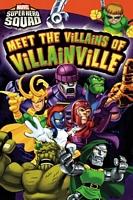 Meet the Villains of Villainville