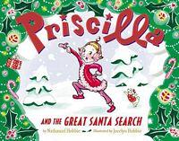 Priscilla and the Great Santa Search