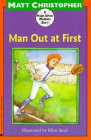 Man Out at First