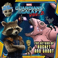 The Return of Rocket and Groot