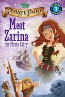 Meet Zarina the Pirate Fairy
