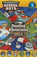 Transformers Rescue Bots: Reading Adventures: Passport to Reading Level 1