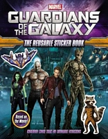 Guardians of the Galaxy: The Reusable Sticker Book