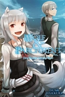 Wolf & Parchment: New Theory Spice & Wolf, Vol. 1