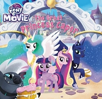 My Little Pony: The Movie: Jacketed Picture Book