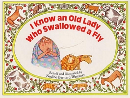 i know an old lady who swallowed a fly by nadine bernard westcott