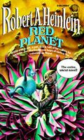 The Red Planet by Robert A. Heinlein