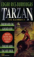 Tarzan and the Golden Lion / Tarzan and the Ant Men