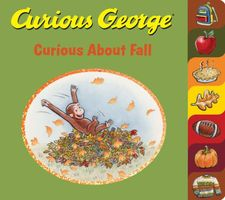 Curious George Curious About Fall