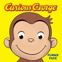 Curious George Funny Face