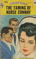 The Taming of Nurse Conway by Nora Sanderson